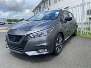Nissan Puerto Rico Nissan, Versa 2021
