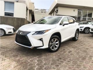 Lexus, Lexus RX 2019  Puerto Rico