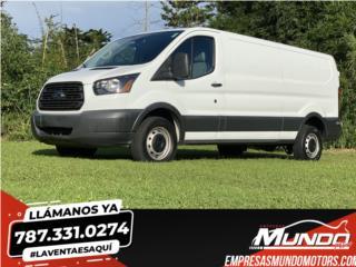 Ford, Transit Cargo Van 2016, Edge Puerto Rico