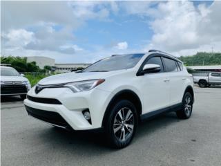 Toyota RAV-4 2019 EQUIPADA  , Toyota Puerto Rico