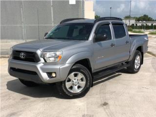 Toyota, Tacoma 2015, GMC Puerto Rico