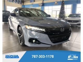 Honda, Accord 2021  Puerto Rico