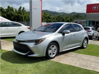 TOYOTA COROLLA SE NIGHT SHADE EDITION  , Toyota Puerto Rico