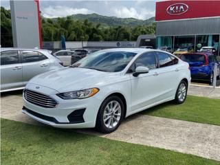 Ford Puerto Rico Ford, Fusion 2019