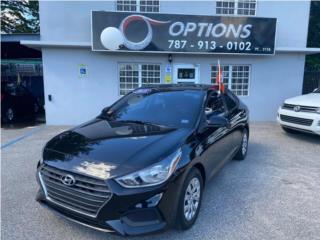 Hyundai Puerto Rico Hyundai, Accent 2018