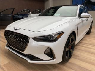 Genesis, G70 2021, Audi Puerto Rico