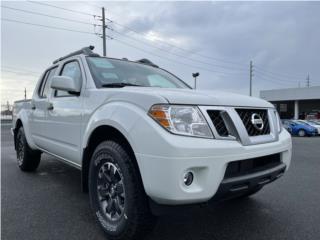 *ULTIMAS FRONTIER PRO4x* BONO DE $2,000 , Nissan Puerto Rico