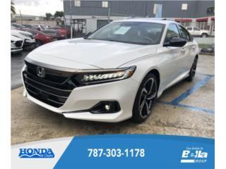 Honda, Accord 2021  Puerto Rico