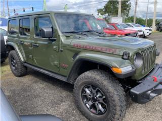 Jeep Puerto Rico Jeep, Wrangler 2021