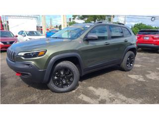 Jeep, Cherokee 2021, Wrangler Puerto Rico