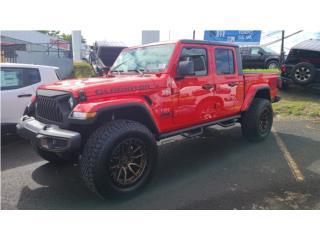 Jeep, Gladiator 2021, Wrangler Puerto Rico