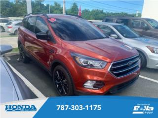 Ford, Escape 2019  Puerto Rico