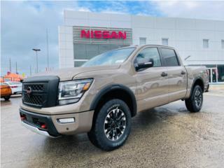Nissan Puerto Rico Nissan, Titan 2021