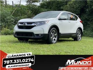 Honda, CR-V 2019, Ridgeline Puerto Rico