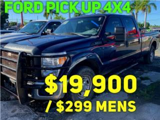 2020 FORD RANGER XLT CABINA 1/2 , Ford Puerto Rico