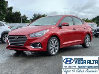 Hyundai Puerto Rico Hyundai, Accent 2021