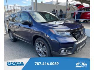 HONDA PILOT ELITE AWD 2020 GRIS $63,995 , Honda Puerto Rico