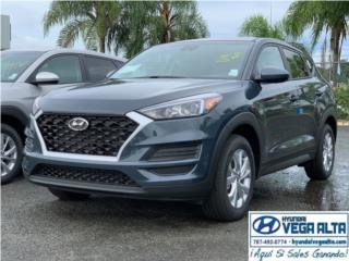 Hyundai Puerto Rico Hyundai, Tucson 2021