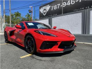 Chevrolet, Corvette 2020  Puerto Rico