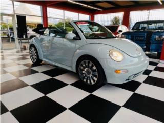 Volkswagen Puerto Rico Volkswagen, Beetle 2005