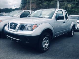 Nissan, Frontier 2020, Jeep Puerto Rico