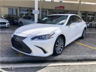Lexus, Lexus ES 2020  Puerto Rico