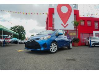 Toyota, Yaris 2016  Puerto Rico