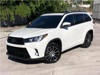 Toyota, Highlander 2017, Corolla Puerto Rico