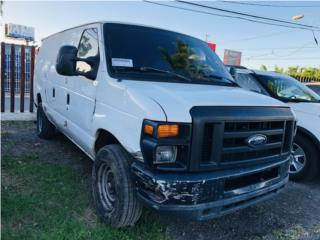 Ford Puerto Rico Ford, E-250 Van 2009
