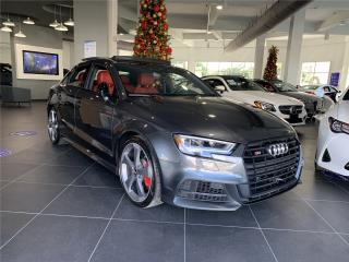 Audi Puerto Rico Audi, Audi S3 2020