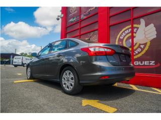 Ford Puerto Rico Ford, Focus 2013