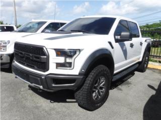 FORD RAPTOR 4X4 2019 BUTACAS RECARO , Ford Puerto Rico