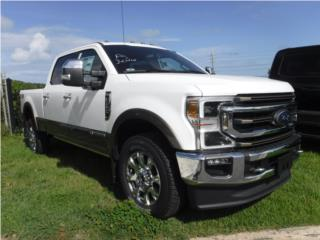 Ford, F-250 Pick Up 2020  Puerto Rico
