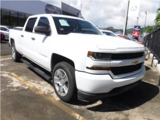 Chevrolet Puerto Rico Chevrolet, Silverado 2018