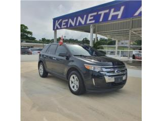 Ford Puerto Rico Ford, Edge 2011
