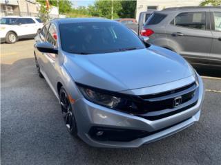 Honda, Civic 2019, Kia Puerto Rico