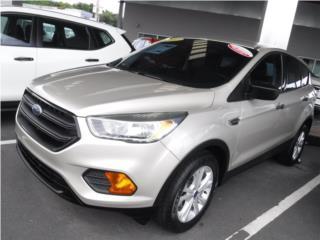 Ford, Escape 2017  Puerto Rico
