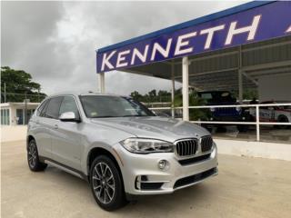 BMW X5 2018 40e/M Sport Pack/17,000 millas , BMW Puerto Rico