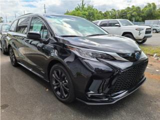 Toyota, Sienna 2021, Prius C Puerto Rico