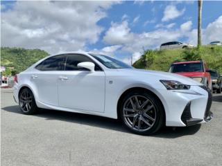 Lexus, Lexus IS 2020, Lexux NX Puerto Rico
