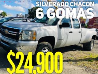 Chevrolet Puerto Rico Chevrolet, Silverado 2013