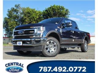 Ford, F-250 Pick Up 2020, Transit Connect Puerto Rico