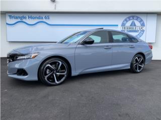 Honda Puerto Rico Honda, Accord 2021