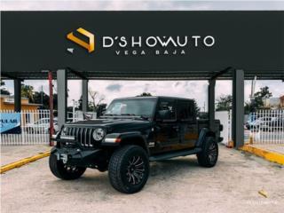 Jeep, Gladiator 2018, Patriot Puerto Rico