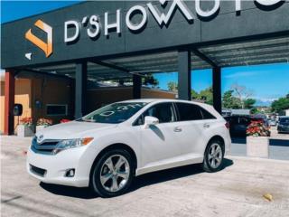 Toyota Puerto Rico Toyota, Venza 2014