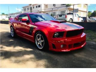 Ford Puerto Rico Ford, Mustang 2009