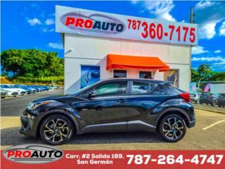 TOYOTA C-HR 2018 ¡ESPECTACULAR! , Toyota Puerto Rico
