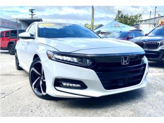 HONDA ACCORD TOURING 2018 ¡ESPECTACULAR! , Honda Puerto Rico