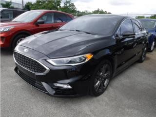 Ford Puerto Rico Ford, Fusion 2017