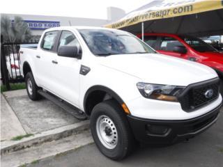 Ford, Ranger 2020, Edge Puerto Rico